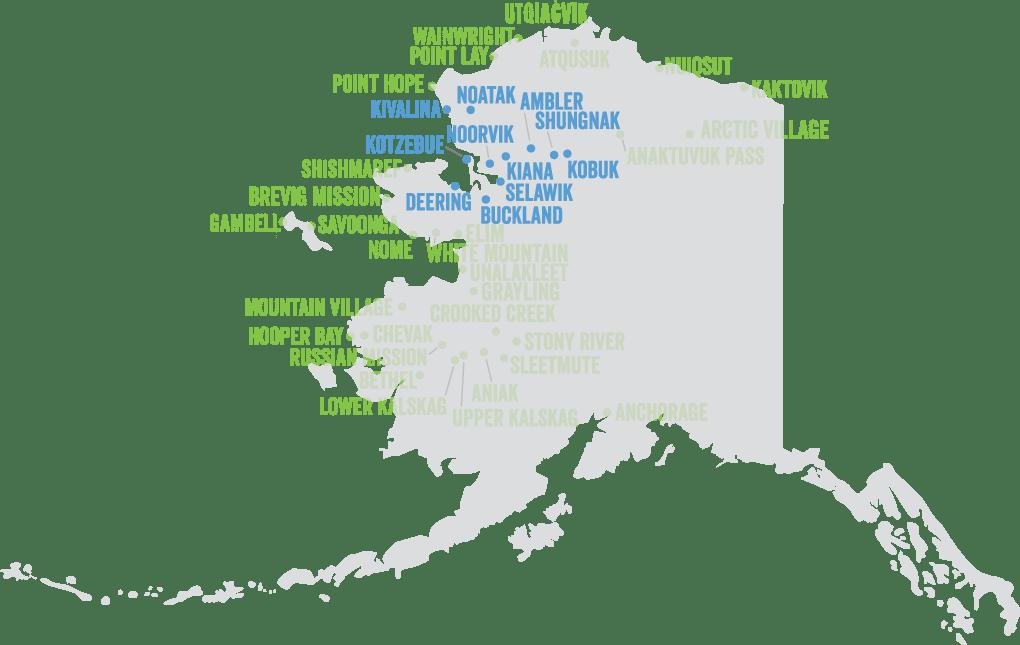 skiku  u2013 skiing across alaska