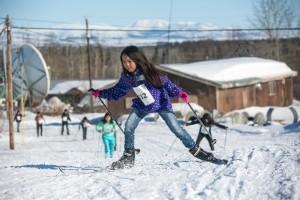 Ambler skate racer
